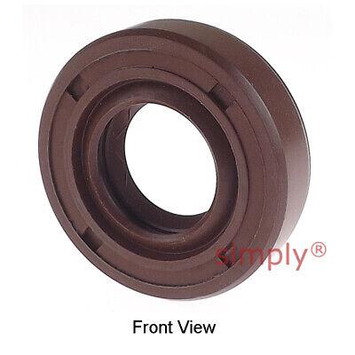 60x75x10mm Tc R23 Double Lip Fkm Fluoroelastomer Metric Rotary Shaft Oil Seal
