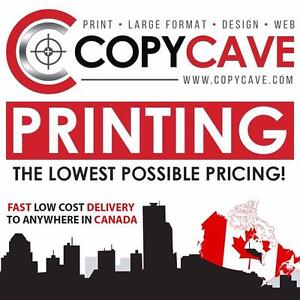 Low Cost Printing | Flyer Printing, Business Cards, Door Hangers, Brochure Printing, Booklet Printing, Postcard Printing