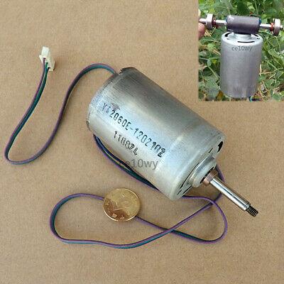 120v Dc Brushless Motor 3-phase Inner Rotor Ball Bearing Motor For Diy Generator