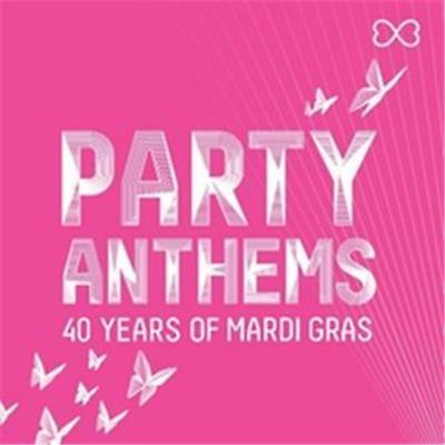rs of mardi Gras VARIOUS ARTISTS 2 CD NEW  (Mardi Gra Party)