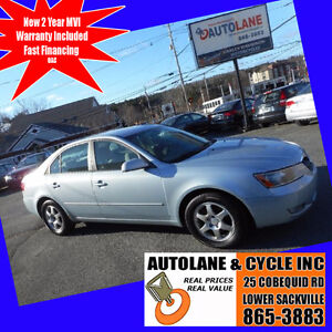 2006 Hyundai Sonata Sedan Power Options V6 Runs Excellent