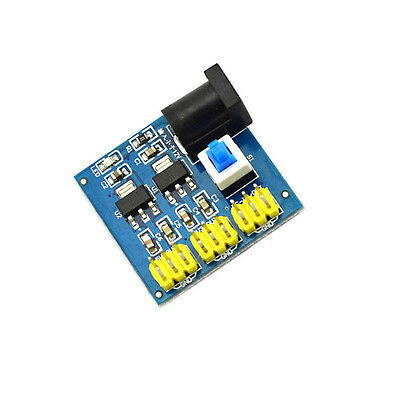 1pcs Dc-dc 12v To 3.3v 5v Buck Step Down Power Supply Module For Arduino