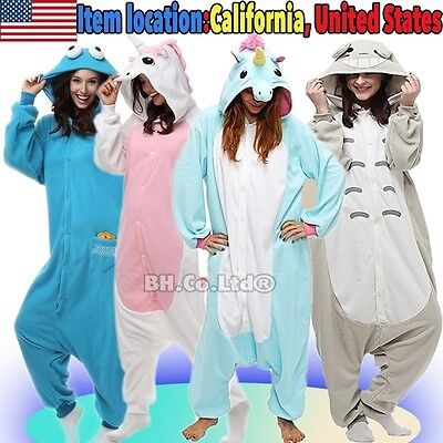 Pokemon Stitch Unicorn Kigurumi Pajamas Onesi1 Cosplay Costume Animal Sleepwear