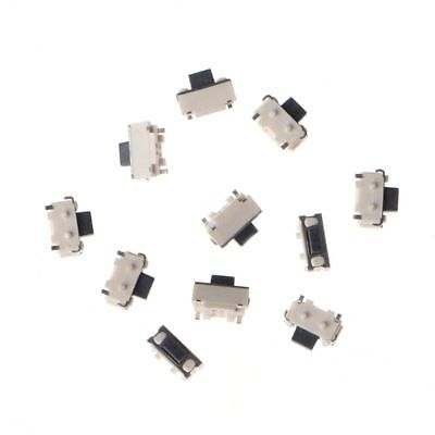 10 Pcs1 Set Side Tactile Push Button Micro Smd Smt Tact Switch 2x4x3.5mm