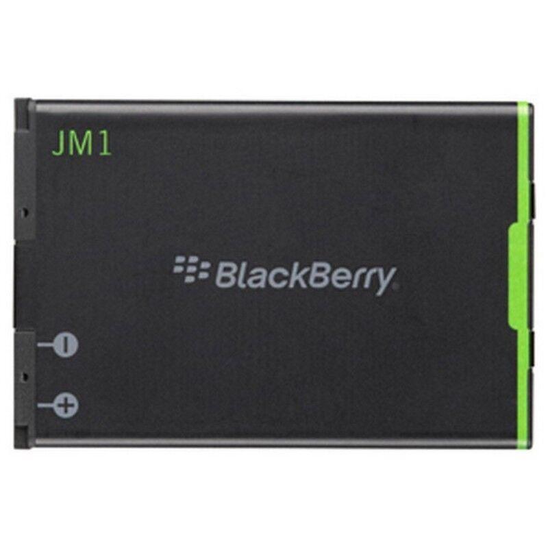 BlackBerry Batteria originale J-M1 per 9380 9900 9930 9850 9860 9790 Nuova Bulk
