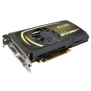 EVGA GeForce GTX 560 Ti DDR5 video card (new, sealed box)