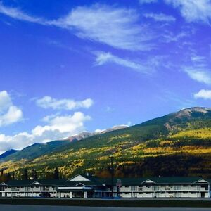 BC MOTEL INVESTMENT OPPORTUNITY - North Country Lodge Prince George British Columbia image 1