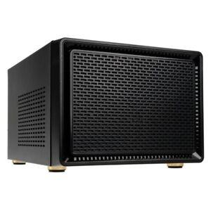 Kolink Satellite Micro ATX Desktop PC USB 3.0 Gaming Cube Case Black