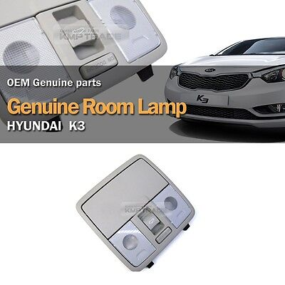 OEM Genuine sunroof type Room Lamp Console for KIA 2013 - 2018 Forte Cerato K3