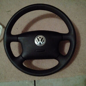 VW GOLF OEM Steering Wheel (2000 to 2012) MKIV / CITY Kitchener / Waterloo Kitchener Area image 1