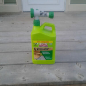 Deck & Fence Cleaner