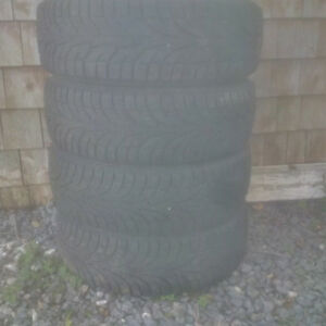 Winter Tires 215/70R16