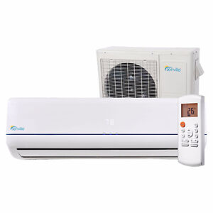 2016 Models - Mini Split Air Conditioners With Heat Pump (-30C)