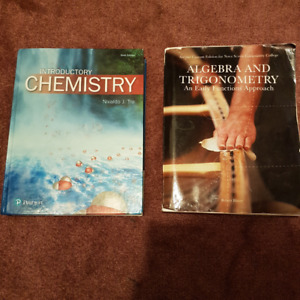 NSCC Text books for sale