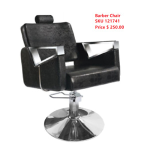 Trendy Reclining Barber chair salon Styling Chair from $250