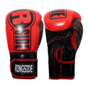 Ringside 12oz L/XL boxing gloves and hand weights