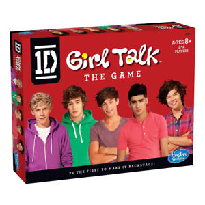 One Direction - Girl Talk - The Game (NEW)