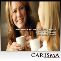 Be Your Own Boss...be a Carisma Wheel Estate Agent