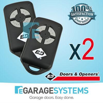 Garage Door Remote Control Roller Motor B&D BND PTX4 062162 059116 4333A 2