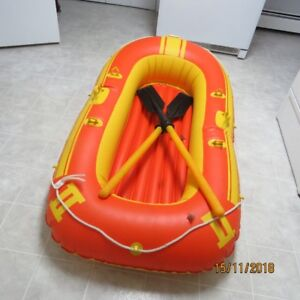 TWO MAN RUBBER DINGHY FOR SALE