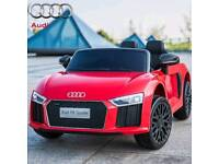 Audi R8 Spyder Battery Ride On Car