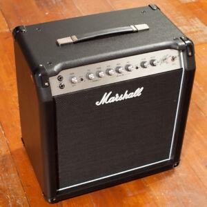 Amplificateur à lampes Marshall SL5
