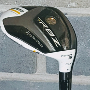 Golf: Bois no 3 Taylormade RBZ stage 2