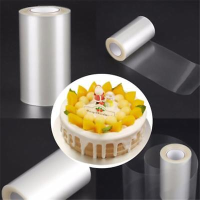 Packaging Cake Tools Collar Surround Film DIY Practical Edge Wrapping Tape LT