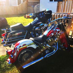 2002 heritage softail classic