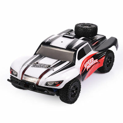 RC Monster Truck Car Electric Remote Control Fast Speed RTR 1/18 2.4GHz 4WD