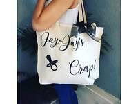 Personalised Baby bag