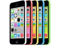 APPLE IPHONE 5C 16GB UNLOCKED MINT CONDITION COMES WITH WARRANTY & ALL ACCESSORIES