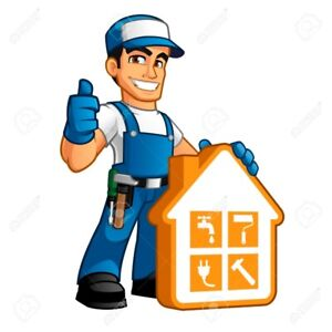 Painter | Renovations, Contracting, and Handyman Services in