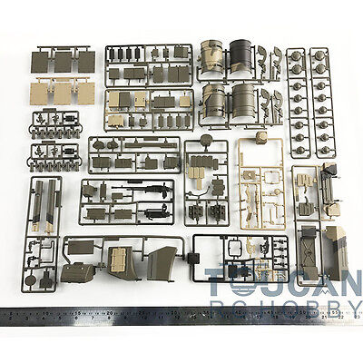 Used, HengLong 1/16 Russian T90 RC Tank Model 3938 Decoration Parts Bag Accessory for sale  China