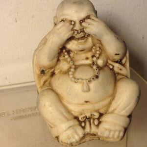 Old Buddha Figure