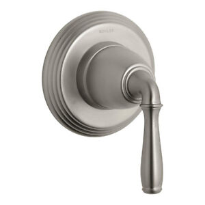 NEW-KOHLER-K-T376-4-BN-Transfer-Valve-Trim-Brushed-Nickel !!!