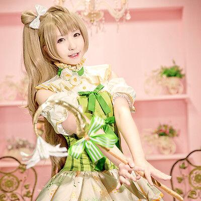 Love Live LoveLive Minami Kotori Cosplay Kostüm Kleid dress lolita Schul-uniform (Kotori Cosplay Kostüm)