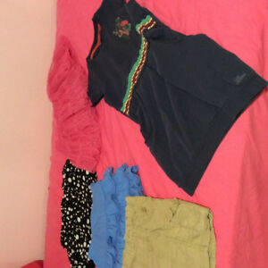 GIRL CLOTHES SIZE 7/8