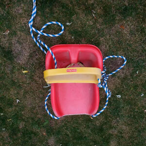 Fisher Price baby swing- outdoor