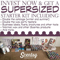 Independent Scentsy Consultant in Fergus!