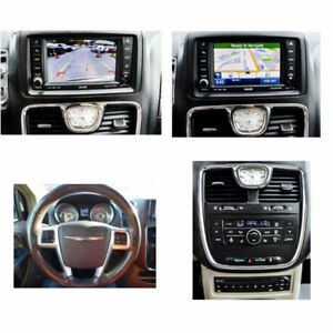 2011 CHRYSLER TOWN & COUNTRY MINIVAN  . 3 screen DVD system