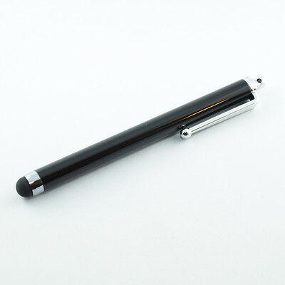 Touch Pen Eingabestift für Tablet PC und Smartphone Apple HTC Samsung * Schwarz