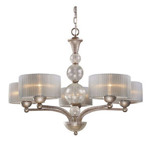 Elk Lighting Alexis 5-light chandelier. Magnifique chandelier.
