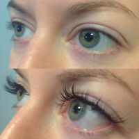 FULL SET OF EYELASH EXTENSIONS ($70)LIMITED TIME OFFER