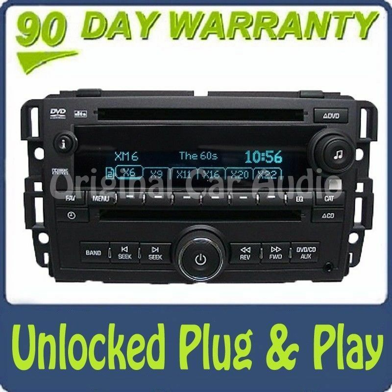 Buy Used Chevrolet DVD Players