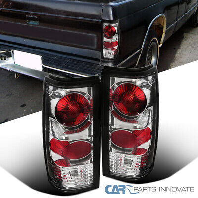 For 82-93 Chevy S10 Blazer 83-90 GMC S15 Sonoma Clear Rear Tail Light Brake Lamp