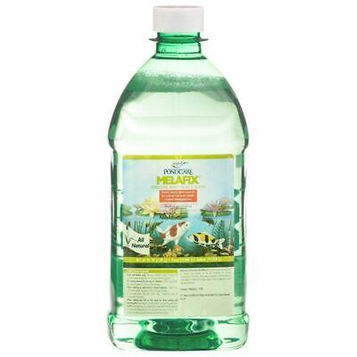 LM PondCare MelaFix Antibacterial Remedy for Koi & Goldfish 64 oz (Treats 19,000