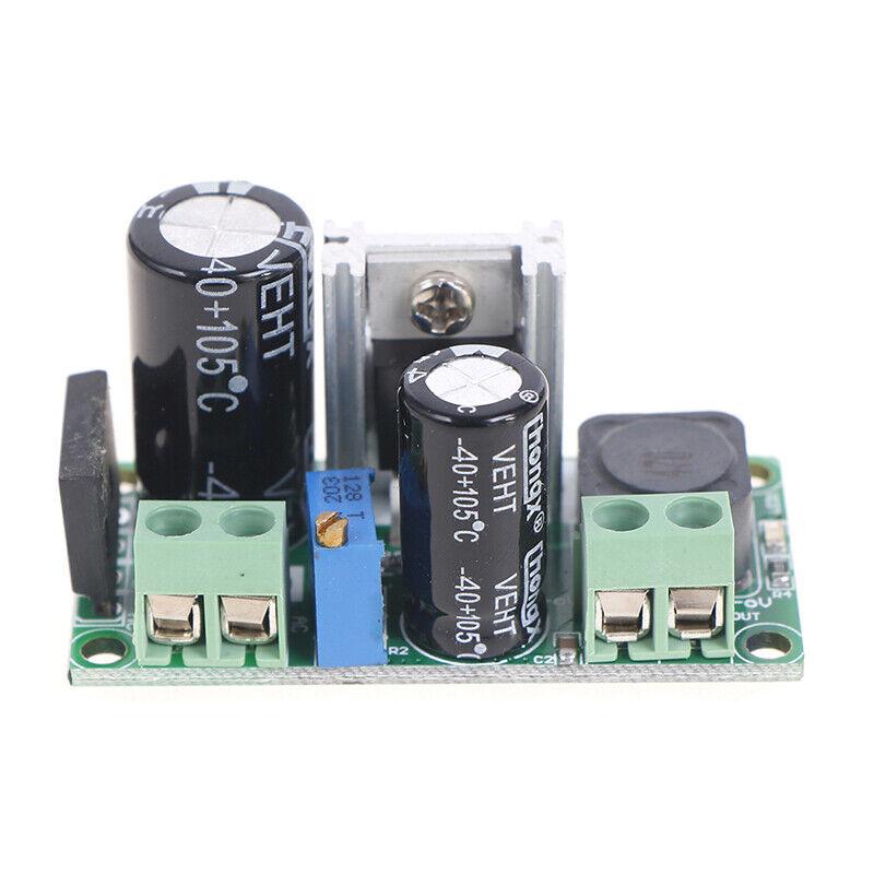 LM259 AC to DC 3.3v 5v 9v 12v 24v Step Down Converter Module Rectifier FiU_fd
