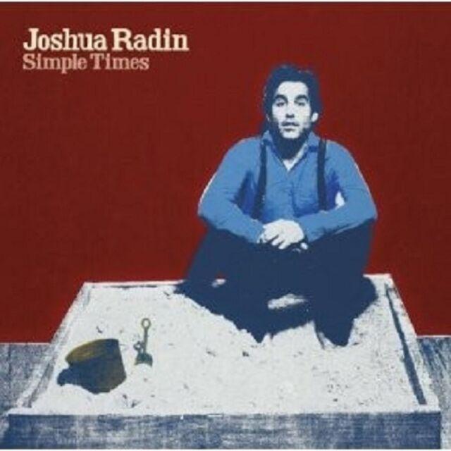 "JOSHUA RADIN ""SIMPLE TIMES"" CD NEU"
