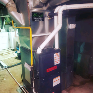 Hvac installs/service/custom homes(residential and commercial)
